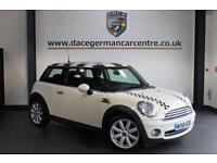 2008 58 MINI HATCH COOPER 1.6 COOPER 3DR CHILI PACK 118 BHP