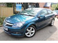 Vauxhall Astra 1.8 SRI Turquoise Automatic 3 Door Long MOT Alloy Wheels