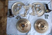 1964-72 CHEVELLE & GM A BODIES SPINDLES, CALIPER BRACKET,ETC