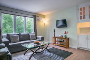 Large 1 BR all inclusive furnished suite, Bedford/Sackville area