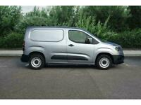 2021 Vauxhall COMBO CARGO 2000 1.5 Turbo D 100ps H1 Edition Van Manual Van Diese