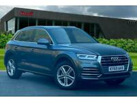 2019 Audi Q5 S line 45 TFSI quattro 245 PS S tronic Auto Estate Petrol Automatic