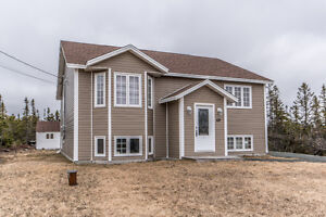 Great home 3/4 acre Portugal Cove $329,900