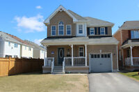 Alliston house - Avail  Aug 1  - Hwy 89 & Boyne - Great schools