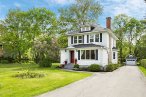 Hudson Renovated Family Home on Double Lot!