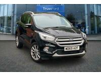 2019 Ford Kuga 2.0 TDCi Titanium Edition 5dr 2WD***With SYNC 3 Satellite Navigat