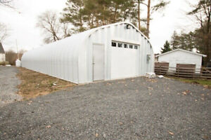 Outdoor storage for your boats, cars, vans, rv's, etc.
