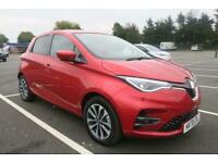 2020 Renault Zoe RENAULT ZOE 100KW i GT Line R135 50KWh Rapid Charge 5dr Auto Ha
