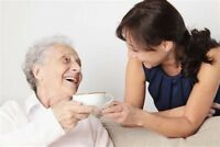 NEED A CARE GIVER FOR YOUR LOVED ONE 519-6273145