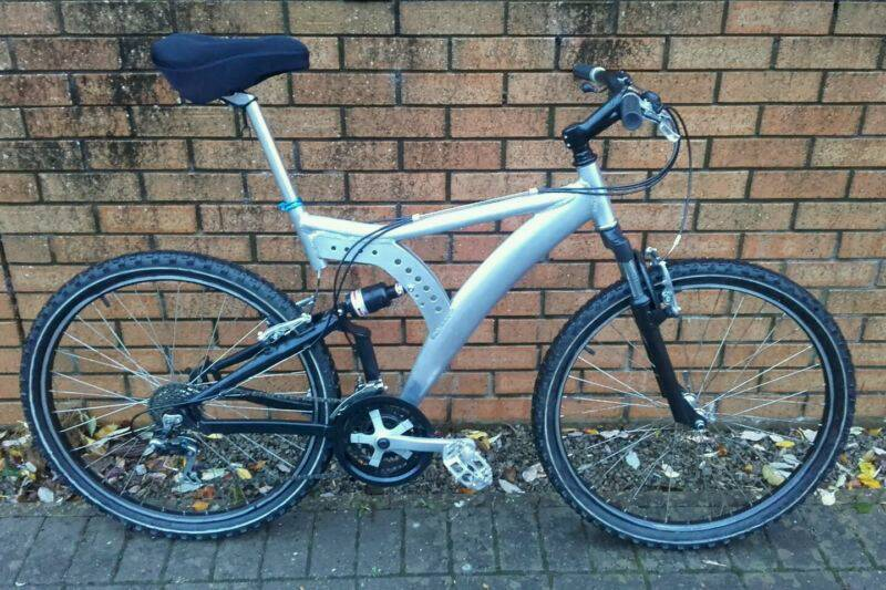 Custom Handbuilt, All Aluminium, Full Suspension Mountain Bike, offers?