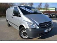 2011 Mercedes Benz Vito 113CDI Long Van 5 door Commercial