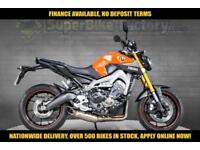 2016 16 YAMAHA MT-09 900CC 0% DEPOSIT FINANCE AVAILABLE