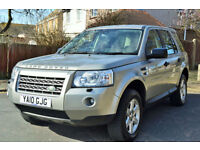 Land Rover Freelander 2 2.2 GS TD4 2010, 125K MILES, NOV MOT, 2 OWNER, WARRANTY
