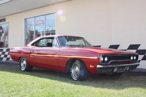 Plymouth RoadRunner 1970  -440 SIX PACK (V-CODE)