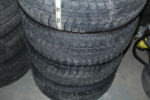 (HIVER/WINTER) 215/60/16 PIRELLI ICE CONTROL + RIMS