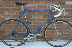 Big Blue1988 MIELE Classic Road Racing Bicycle in Great Shape.