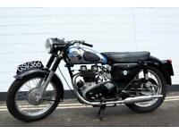 1958 AJS 500cc Model 30 - Excellent Condition
