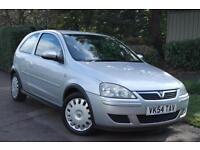 2004 Vauxhall Corsa 1.2i 16V Design 3dr 3 door Hatchback