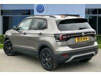 2021 Volkswagen T-Cross SE 1.0 TSI 115PS 7-speed DSG 5 Door Auto Estate Petrol A