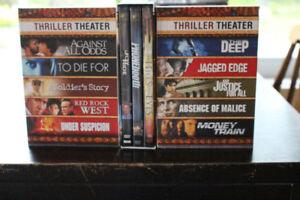Movies   Thriller Series & Workout videos
