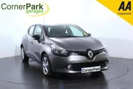 2015 RENAULT CLIO EXPRESSION PLUS ENERGY TCE S/S HATCHBACK PETROL