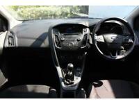 2015 Ford Focus 1.0 EcoBoost 125 Zetec 5dr Hatchback Petrol Manual