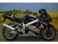 Suzuki GSXR 1000 2001**FULLY ADJUSTABLE SUSPENSION, ZERO GRAVITY SCREEN**