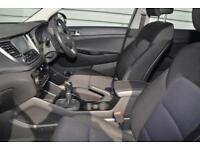 2015 Hyundai Tucson 2.0 CRDi SE Nav 4WD Diesel beige Manual
