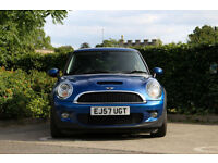 2007 Mini Mini 1.6 ( 175bhp ) ( Chili ) Cooper S LIGHTNING BLUE - PAN ROOF