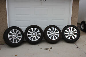 Toyota Truck set of 4 new tires & rims