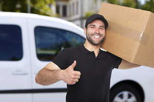 HELPING HAND MOVING & PICK-UP & DELIVERY (204) 297-5991