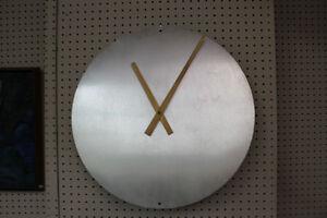 Mid-Century Modern, Teak Clocks!