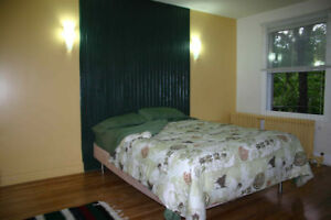 ** Montreal - Beautiful furnished apartment - 2 bedrooms **