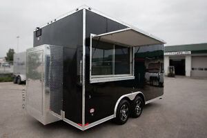 Food Trailer - sell where the crowds are Peterborough Peterborough Area image 1