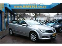 2008 08 VAUXHALL ASTRA 1.6 I SPORT TWIN TOP 2DR CONVERTIBLE