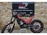 2017 MONTESA 300RR **EXCELLENT CONDITION, EX DEMO** USED TRIALS BIKE