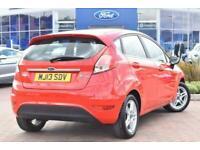 2013 Ford Fiesta 1.0 EcoBoost Zetec 5dr Hatchback Petrol Manual