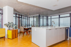 Unfurnished Gastown Loft home in the Sky - Dec.15th 2018