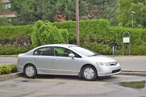 2008 Honda Civic hybride Berline