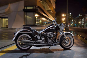 ''2008 Deluxe Softail FLS.T.N. Harley Davidson ONLY 27.000 KLM'S