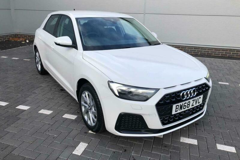 2019 Audi A1 Sportback Sport 30 Tfsi 116 Ps S Tronic Petrol White Automatic In Tamworth Staffordshire Gumtree
