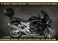 2013 63 SUZUKI GSX1250 FAL2 1250CC 0% DEPOSIT FINANCE AVAILABLE