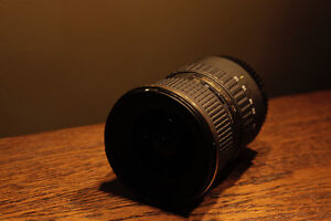 Tokina 12-24 F/4 for Canon