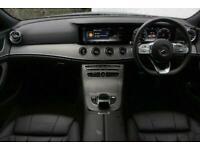 2018 Mercedes-Benz CLS CLS 350d 4Matic AMG Line 4dr 9G-Tronic Auto Coupe Diesel