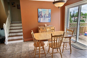 Family Friendly Home in Charlottetown for Weekly Rental