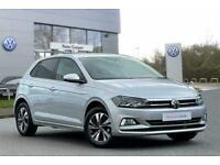 2021 Volkswagen Polo 1.0 TSI 95PS Match Hatchback Petrol Manual