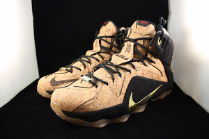 """Selling DS Lebron 12 """"Cork"""" Size 10"""