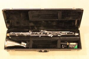 Bb BASS CLARINET made in USA by Selmer