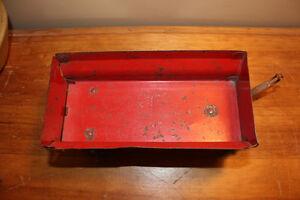 Vintage Tin Toy Farm Wagon - Massey Ferguson London Ontario image 5