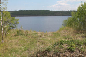 Lakefront Lot in Kilman Resort at Lake of the Prairies for Sale!